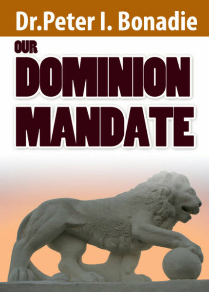 Our Dominion Mandate CD's