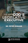 Copy of We Are God's Legislative Executive (eBook)