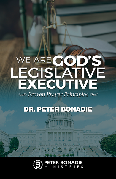 We Are God's Legislative Executive (eBook)