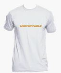 Unstoppable Logo Print T-Shirt - White