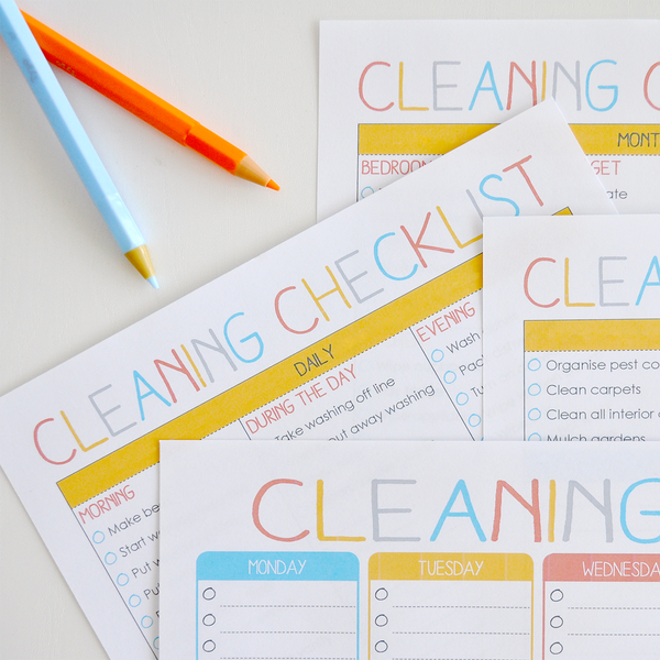 Cleaning Checklist Airbnb Host Shop