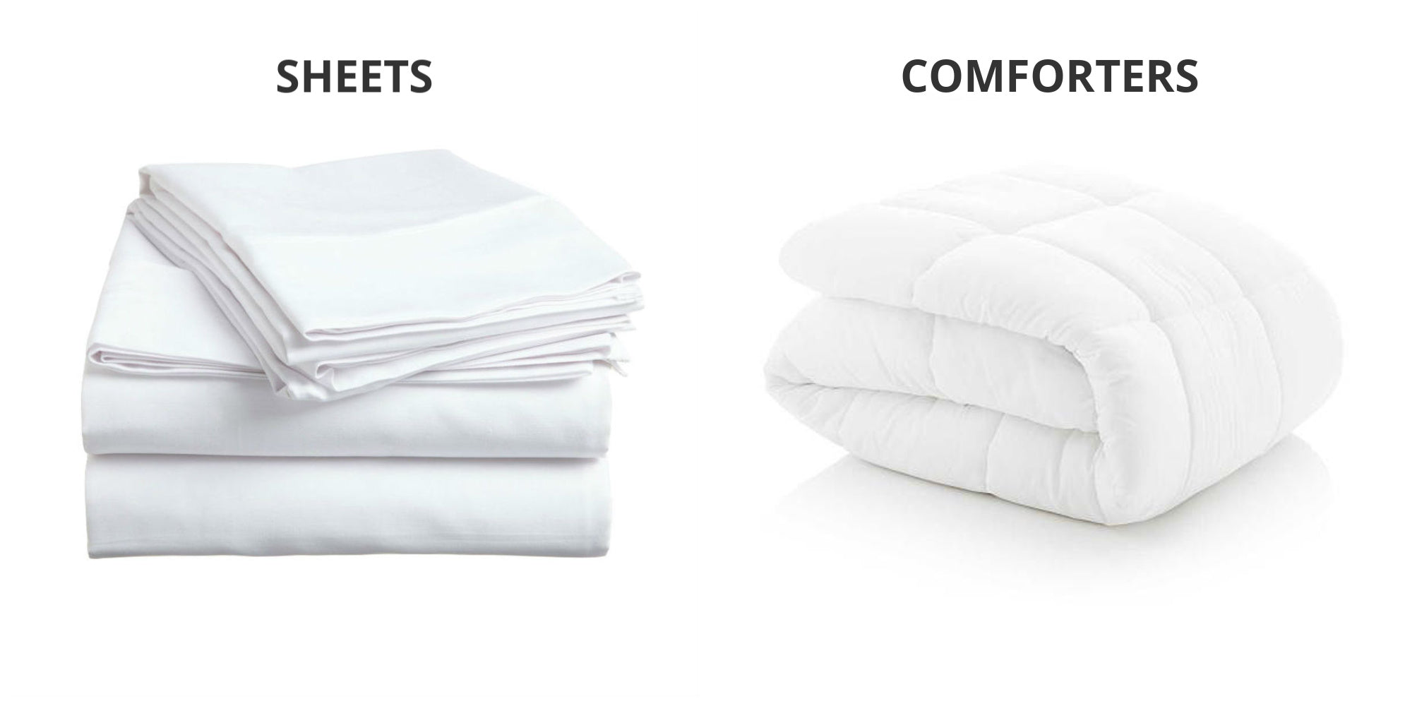 Sheets & Comforters | Good Host Shop