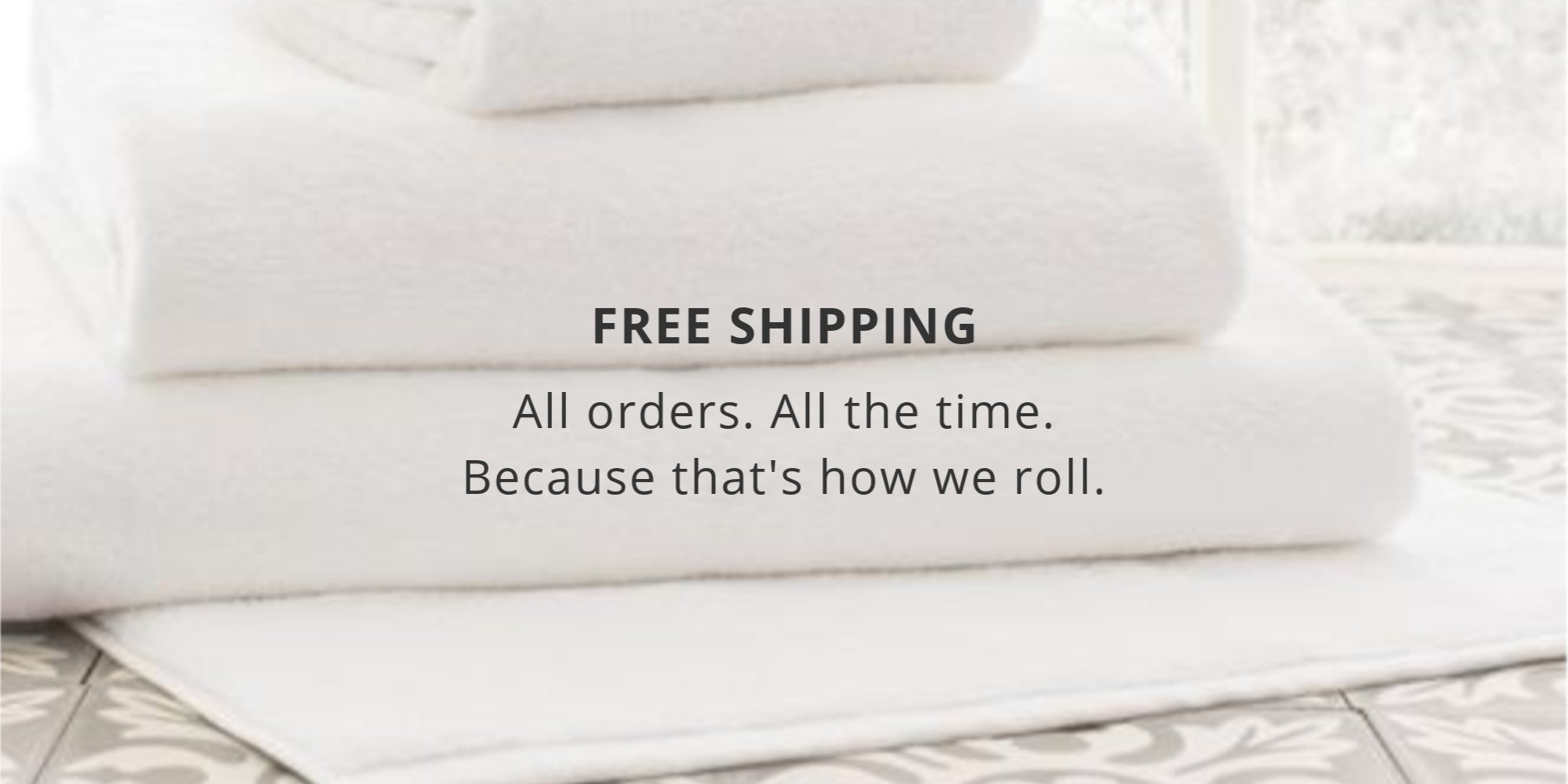 Free Shipping | Good Host Shop