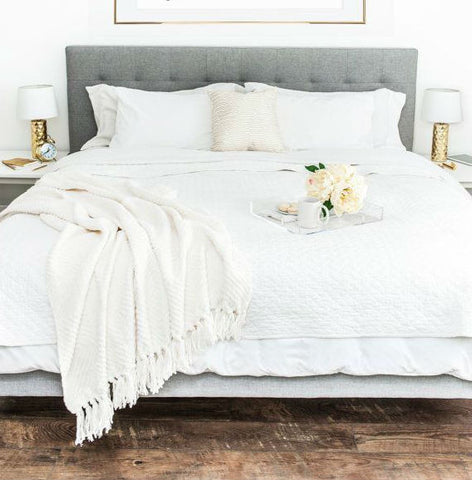 What is the best bed frame for a Short Term Rental? | Good Host Shop