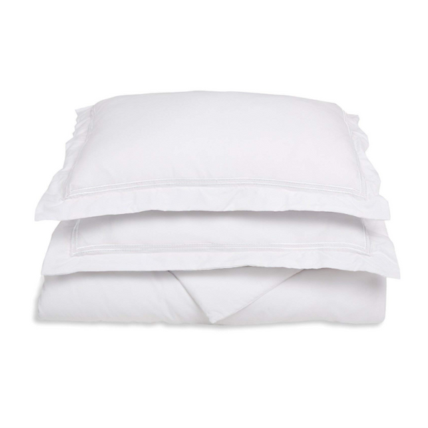White Microfiber Duvet Cover Sets Good Host Shop