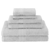 Money Saver Gray Towel Sets Good Host Shop