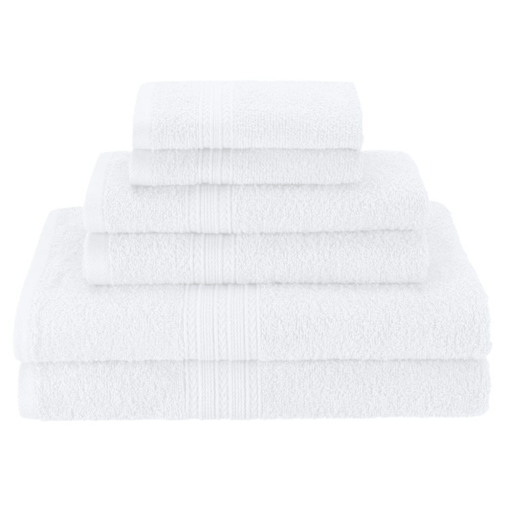 Money Saver White Towel Sets Good Host Shop