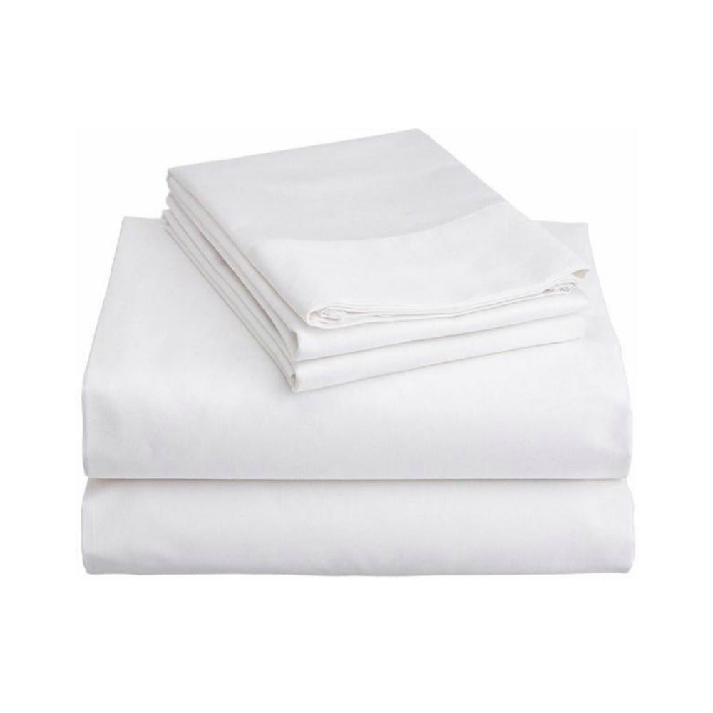White Bamboo Sheet Set Good Host Shop Short Term Rental Host