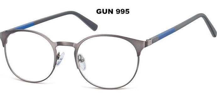 SUNOPTIC -995  SIZE 51/19 (in 6 colors!)