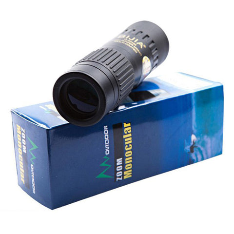 80X zoom Waterproof Monocular with night vision