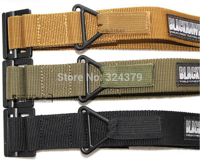 BLACKHAWK Tactical/Military Combat Belt