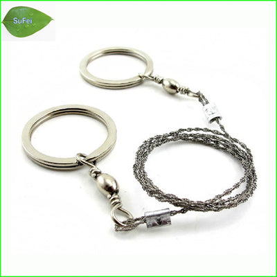 Light-weight Survival stainless Steel Wire Saw
