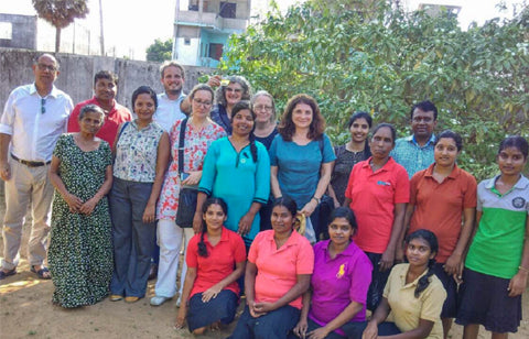 German Development ministry visited Possible Green (Pvt) Ltd Sri Lanka