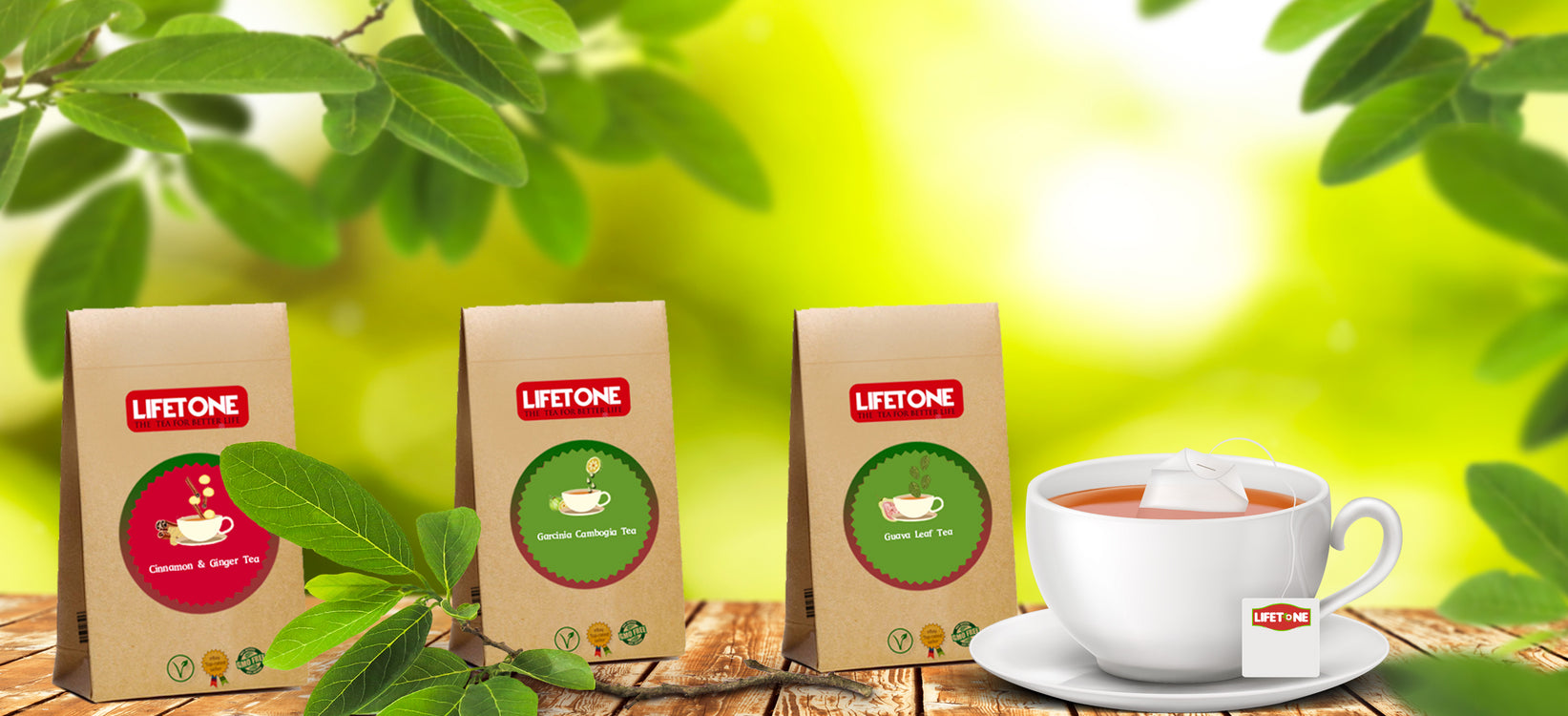 Lifetone Nature's Tea