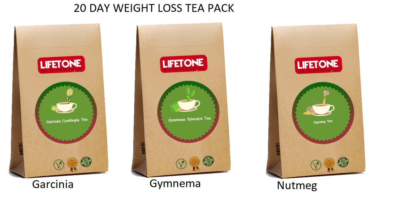20 Day Fitness and Weight Loss Tea Pack