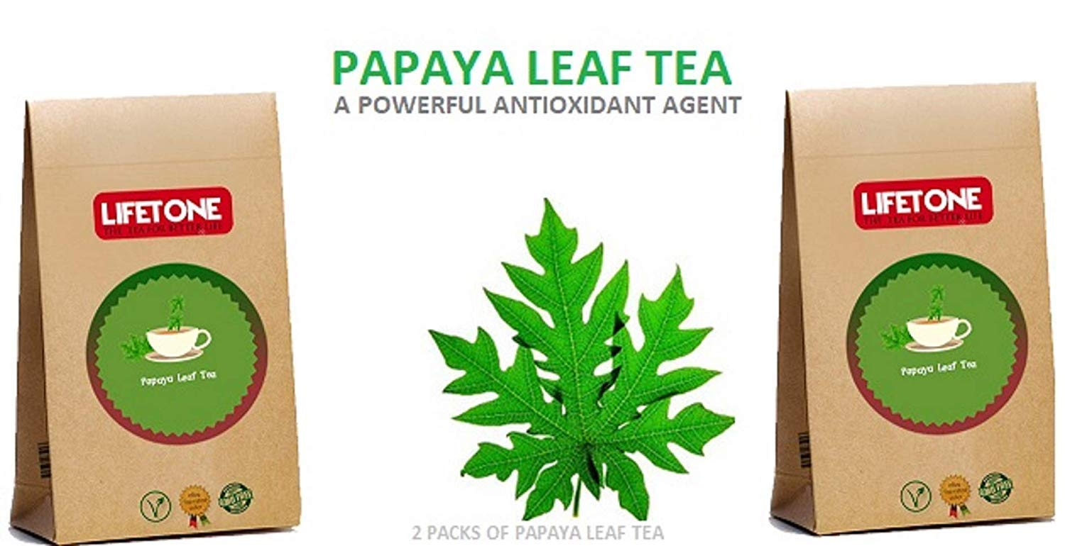 Pure Papaya leaf tea  - 40 Teabags