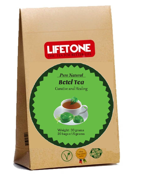 Betel leaf laxative tea