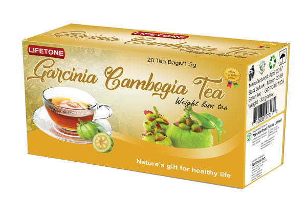 Garcinia Cambogia Tea: The Weight loss and Detox Tea, 20 Teabags