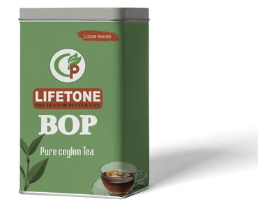English Breakfast Tea | Pure BOP Ceylon Tea | Aromatic Natural Tea 125g