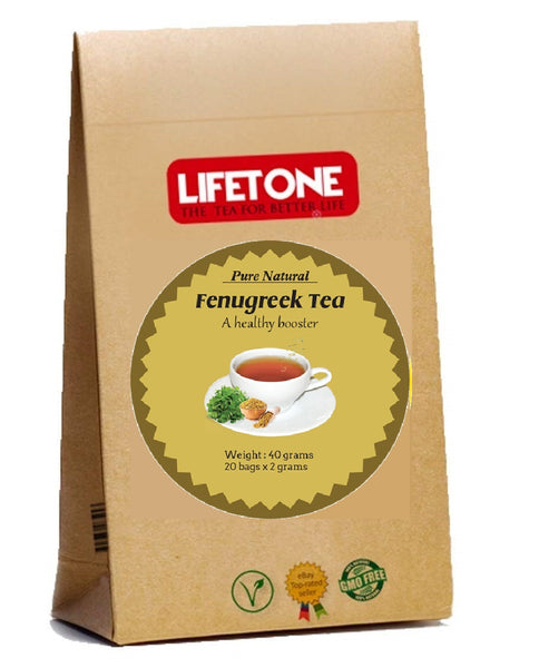 fenugreek tea uk