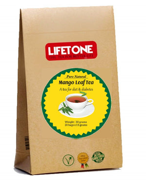 Mango leaf tea uk