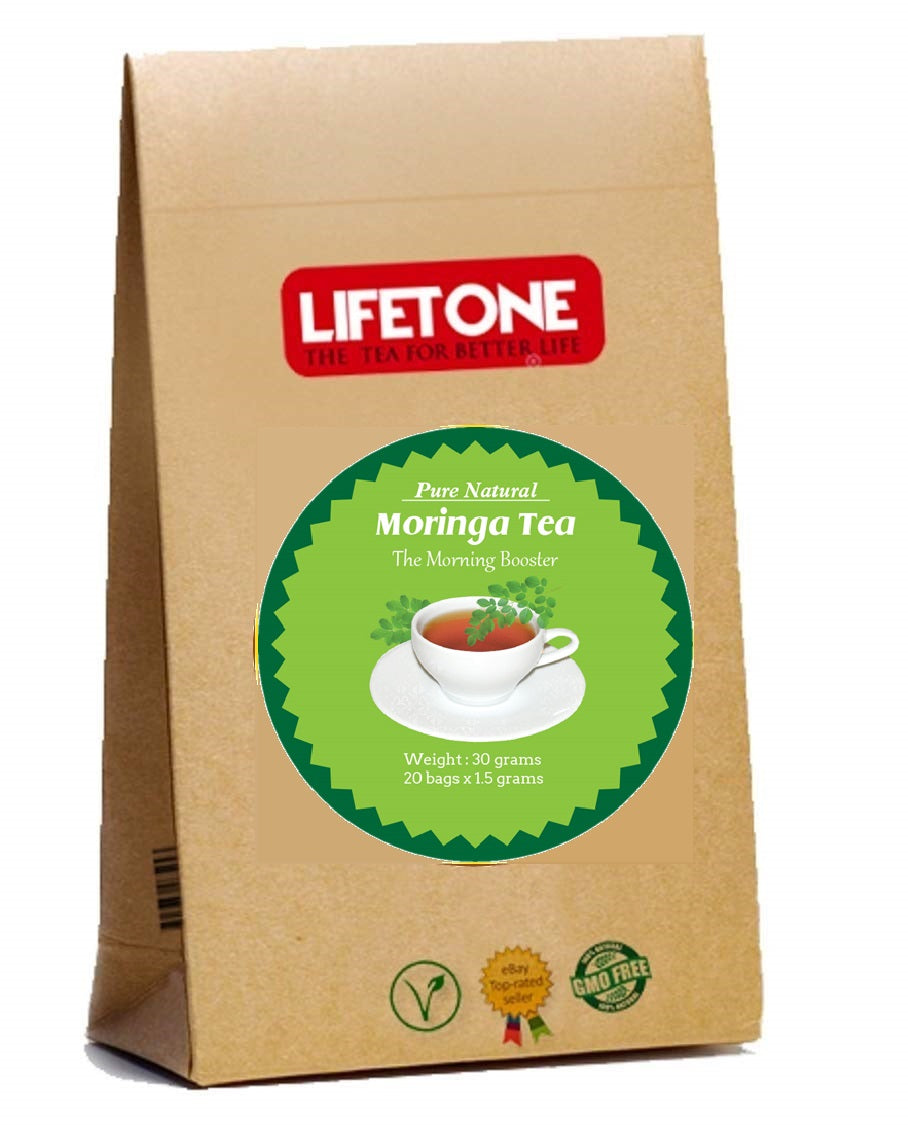 UK moringa tea
