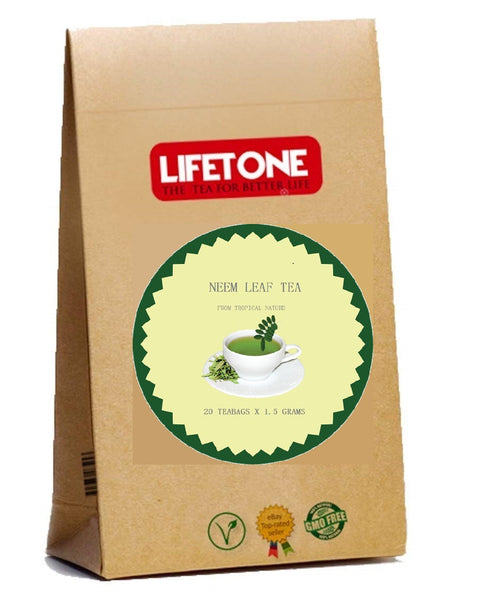 Neem leaf tea