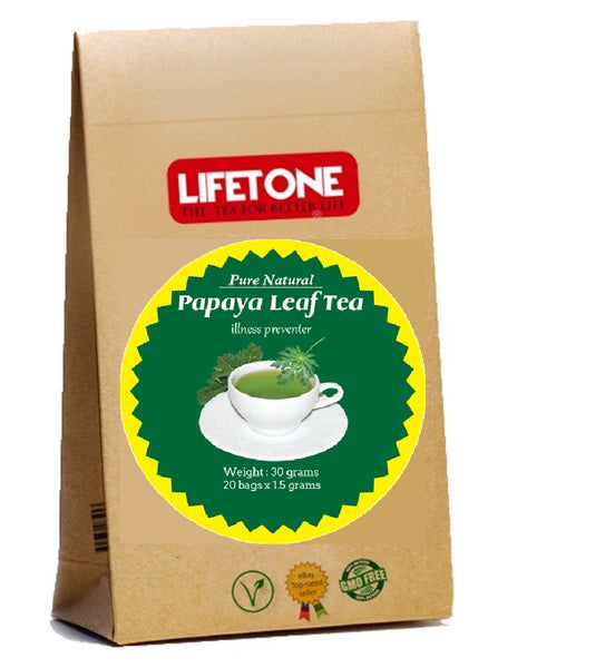 papayaleaf tea