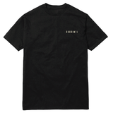 Pool Side Tee Black