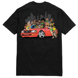 Gang's All Here Tee Black
