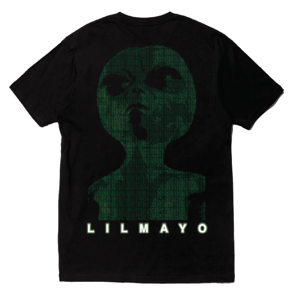 Binary Tee Black
