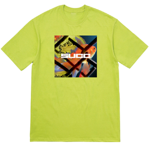 Goldfish Tee Safety Green