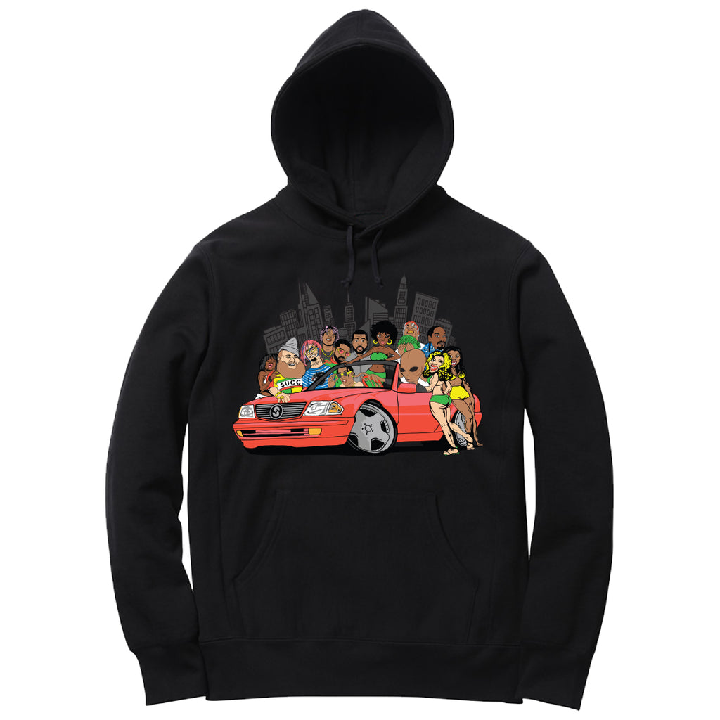 Gangs All Here Hoodie