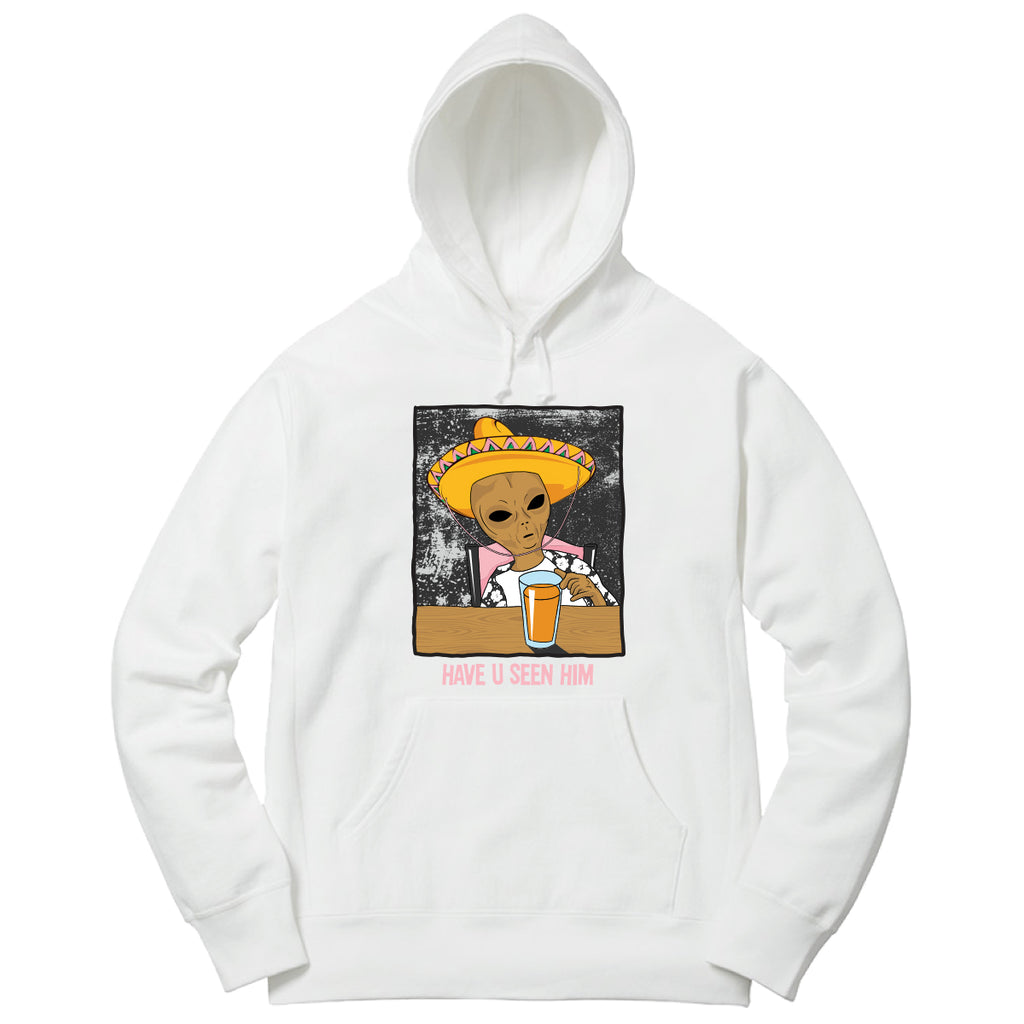 Have You Seen Him Hoodie