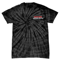 DONT FEAR THE SUCC 8bit Tee Black Tie Dye