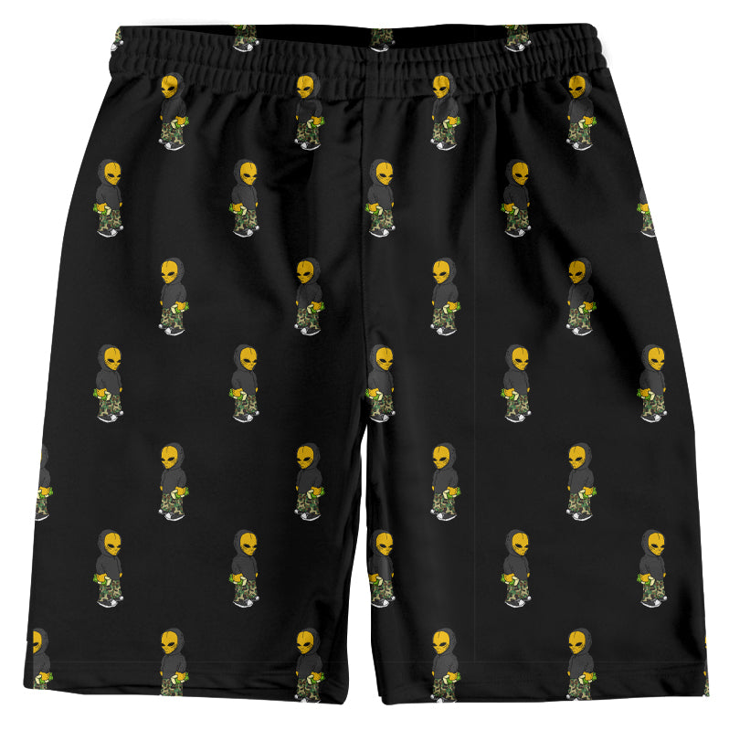Lord Mayo All Over Print Shorts