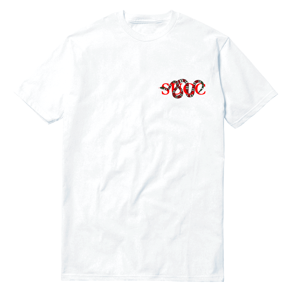 Clout Tee White