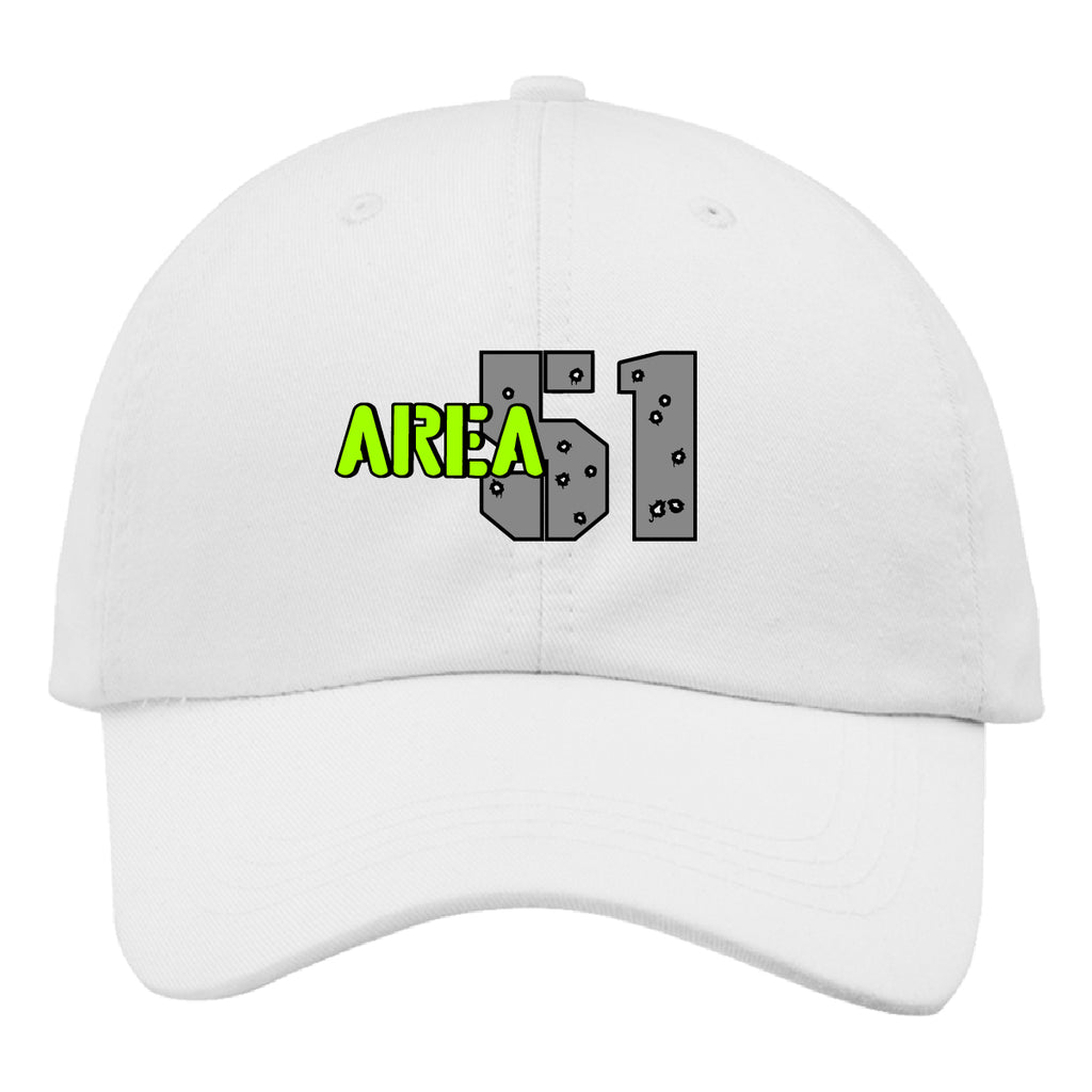 Area 51 Dad Hat