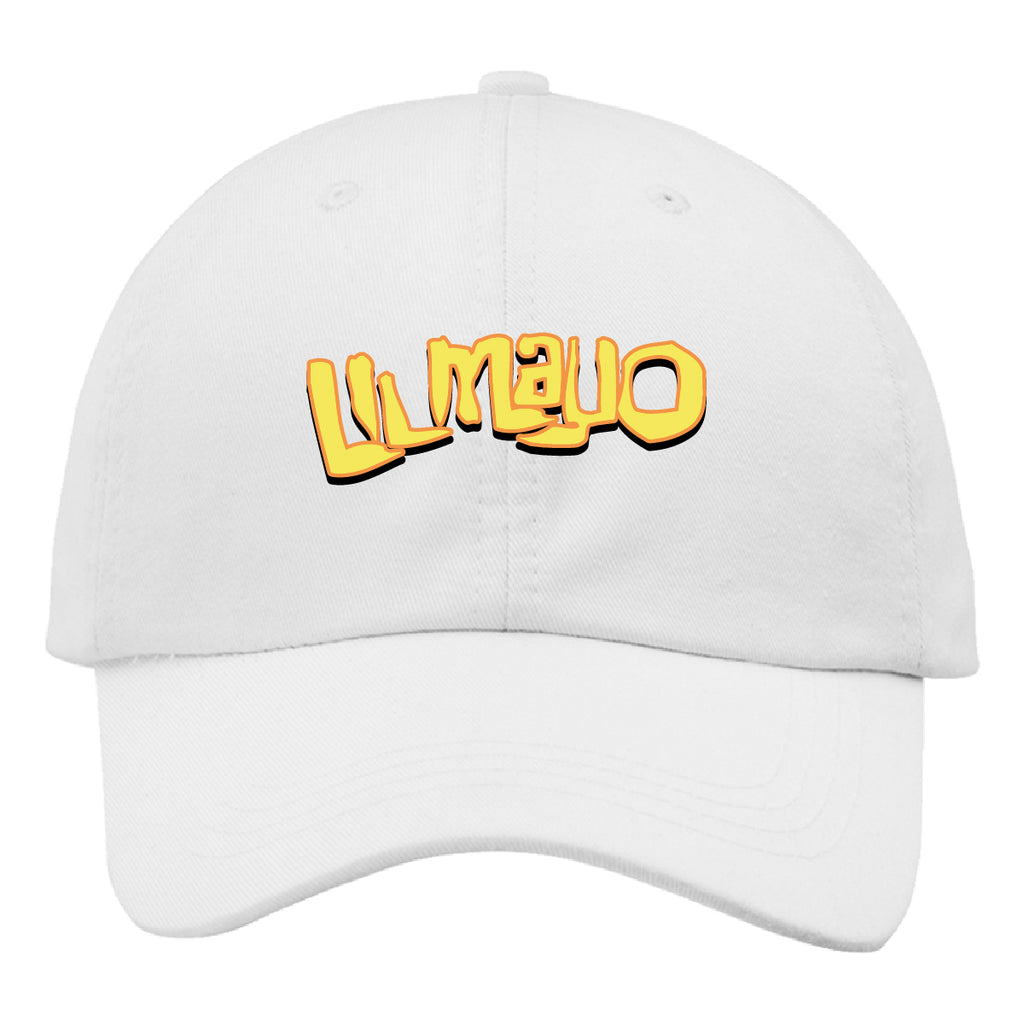 Lil Mayo Lettering Dad Hat