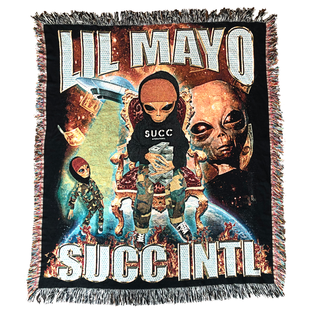 No Limit Blanket