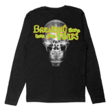 Barbed Wire Long Sleeve Black