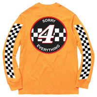 Sorry 4 Everything Long Sleeve Mustard
