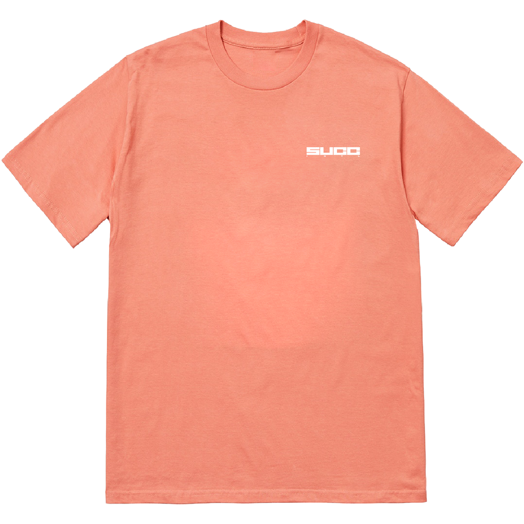 VHS Tee Coral
