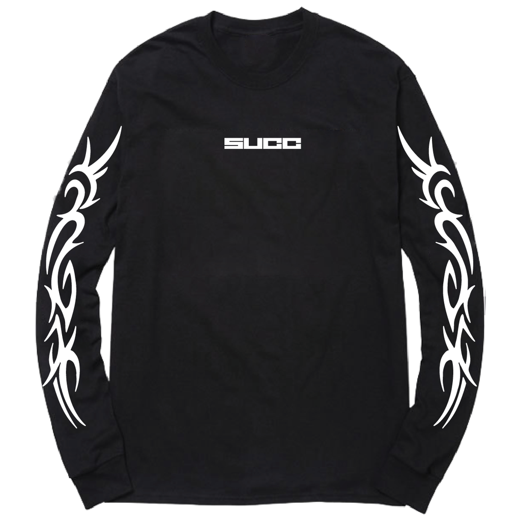 Join the Tribe Long Sleeve Black