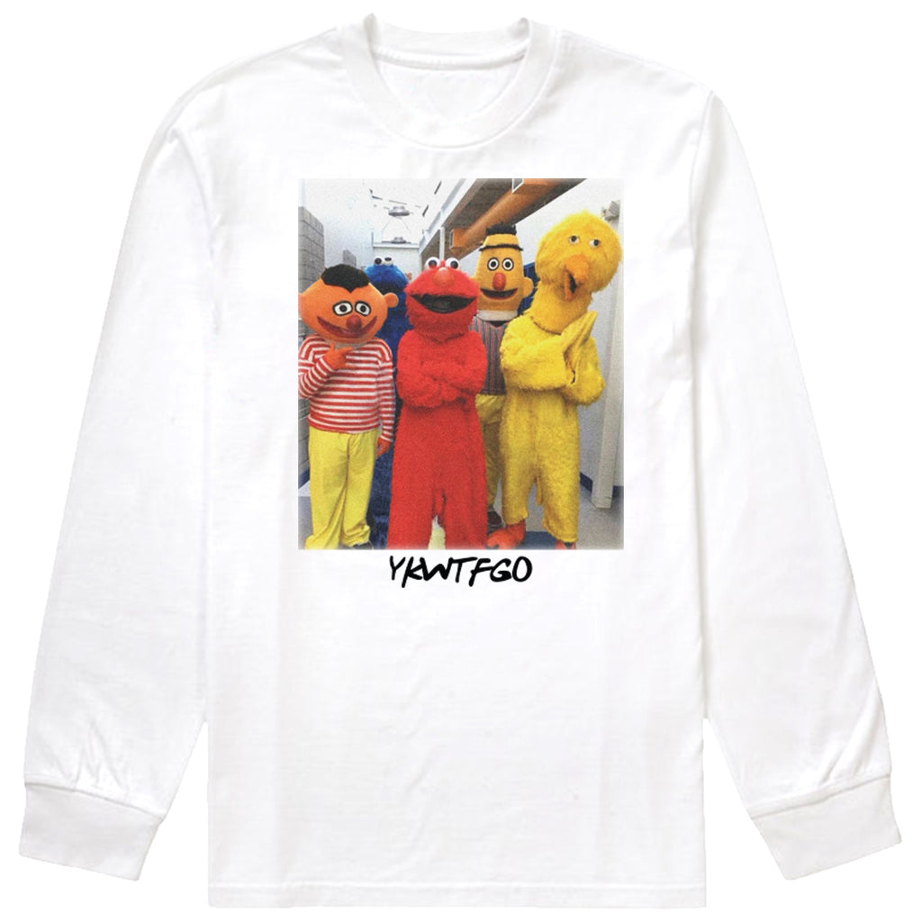 YKWTFGO Long Sleeve Tee
