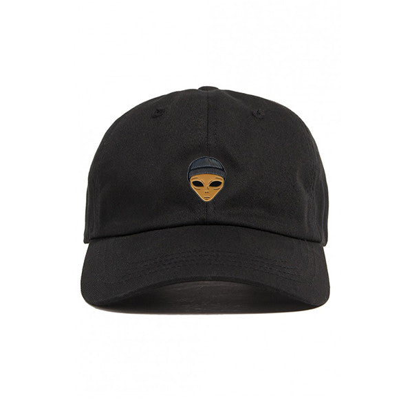 Lil Mayo Dad Cap Black