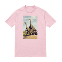 Lovers Embrace Tee Pink