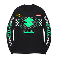 Succ Racing Long Sleeve BLACK