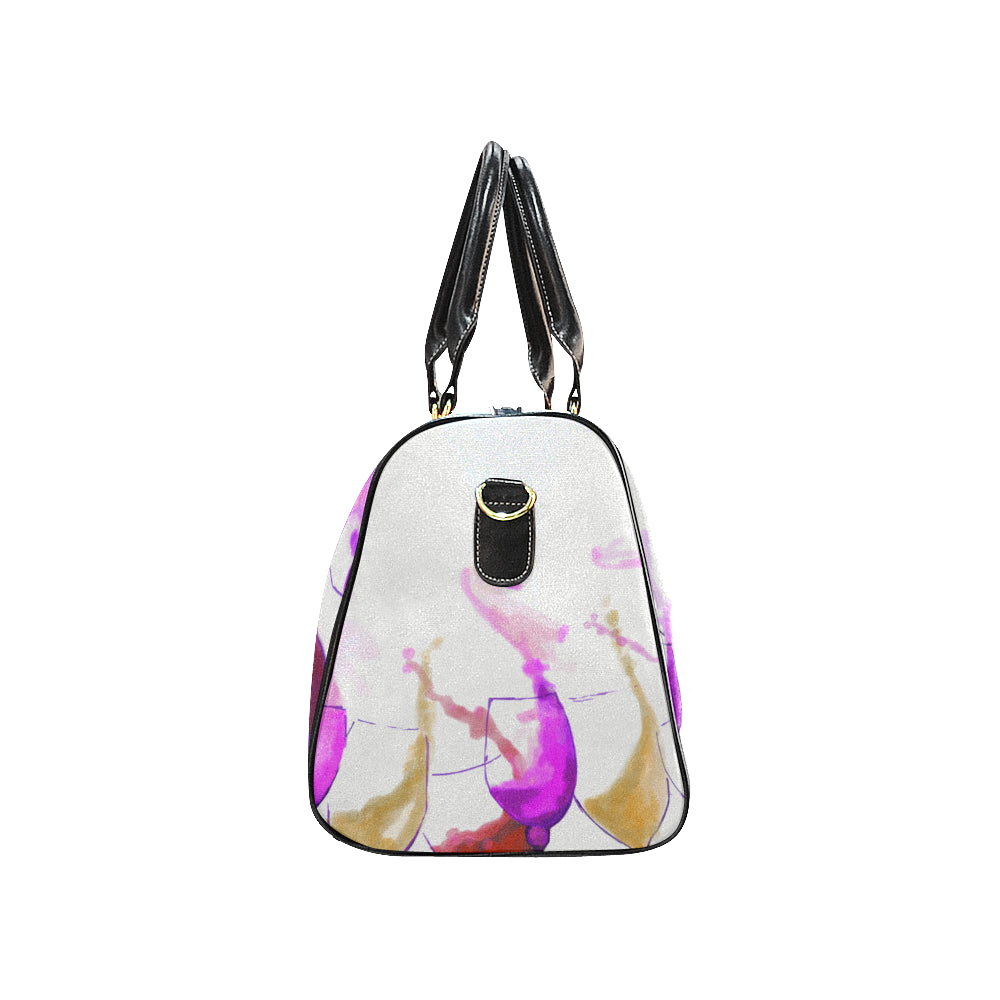 LetsDance New Waterproof Travel Bag/Small (Model 1639)