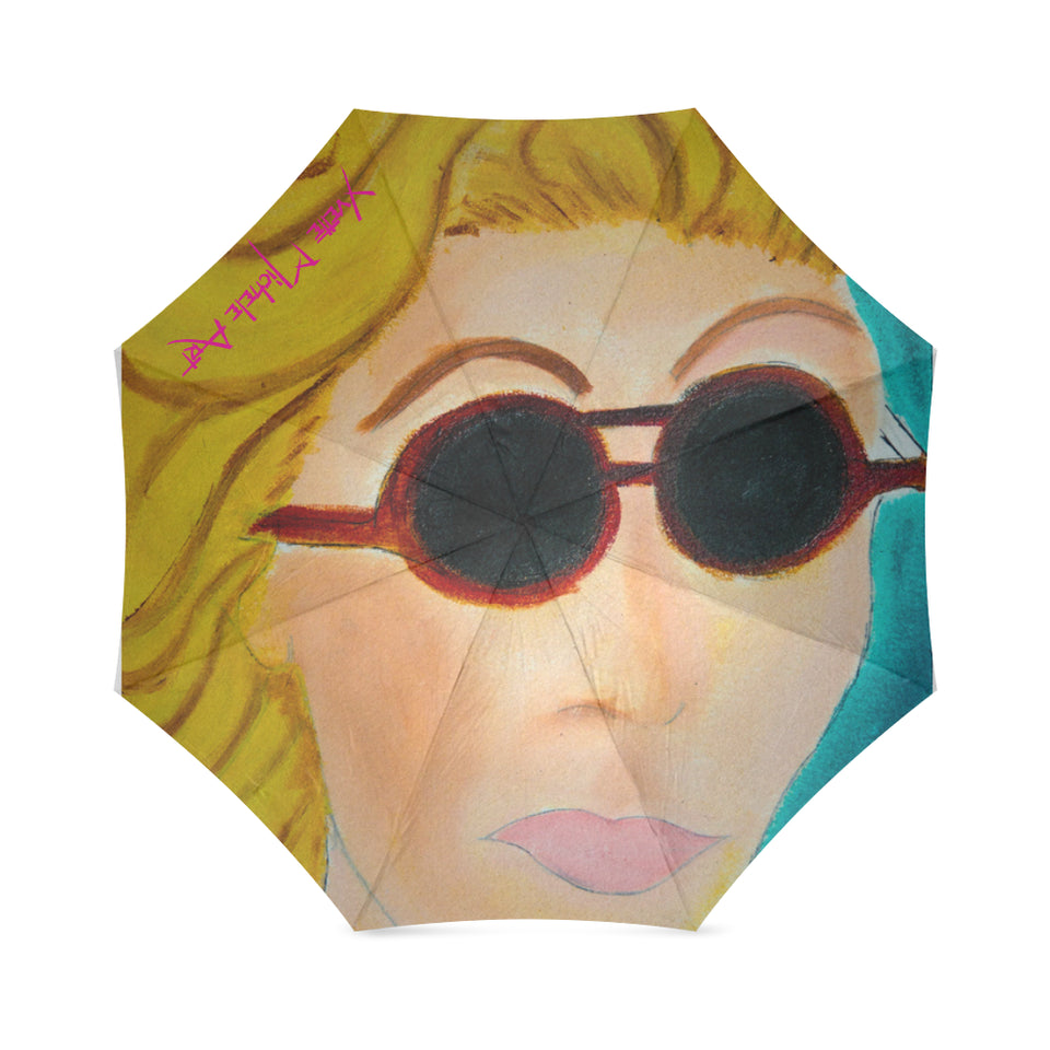 Cool FLY GIRL Brella